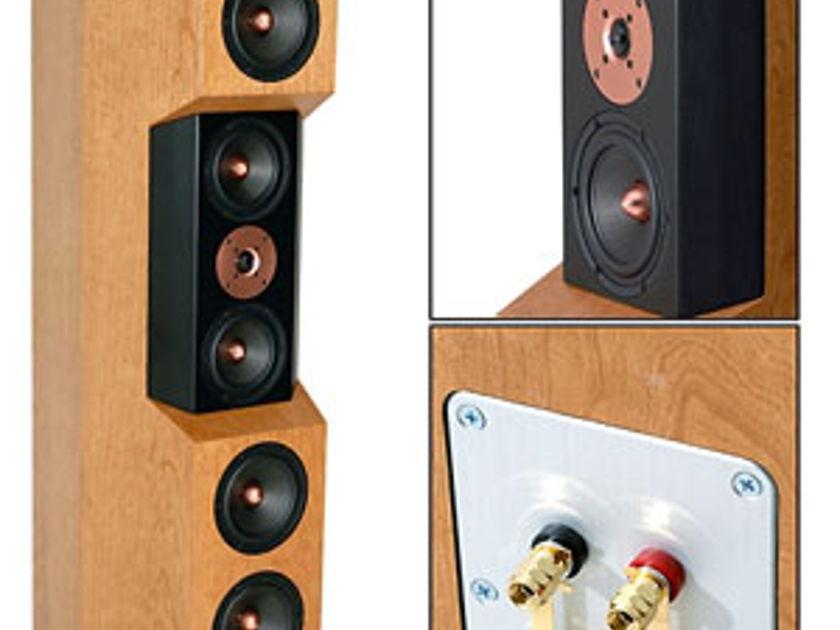 Tyler Acoustics D1's in cherry! 2yr warranty