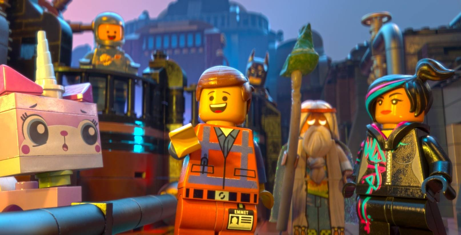 lego movie theme