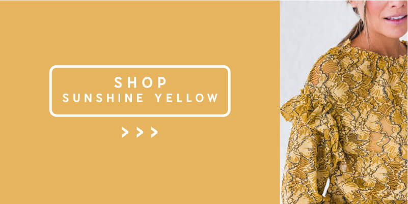 shop yellow blue spring color styles from bella ella boutique