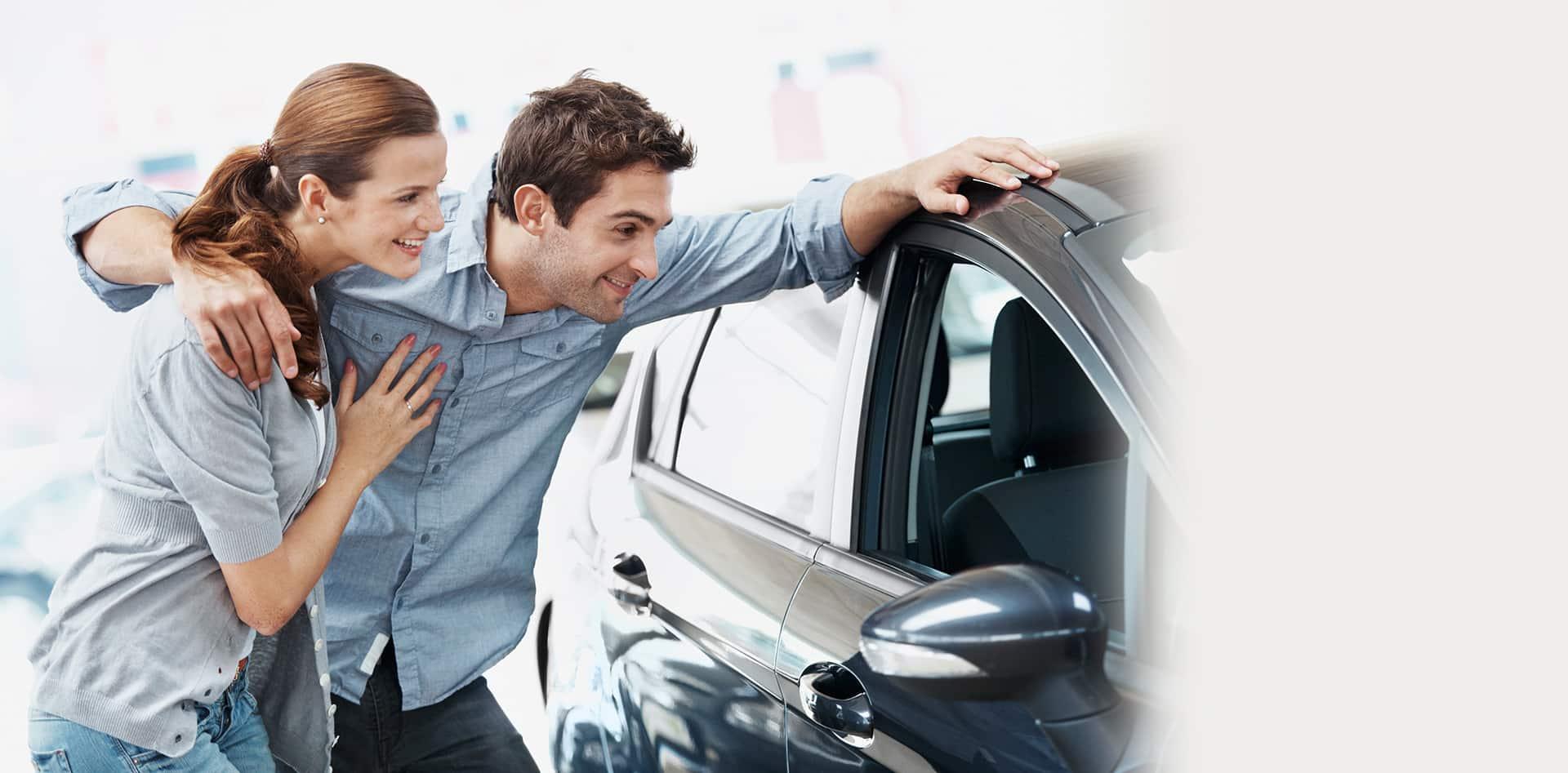 Opções de financiamento de veículos
