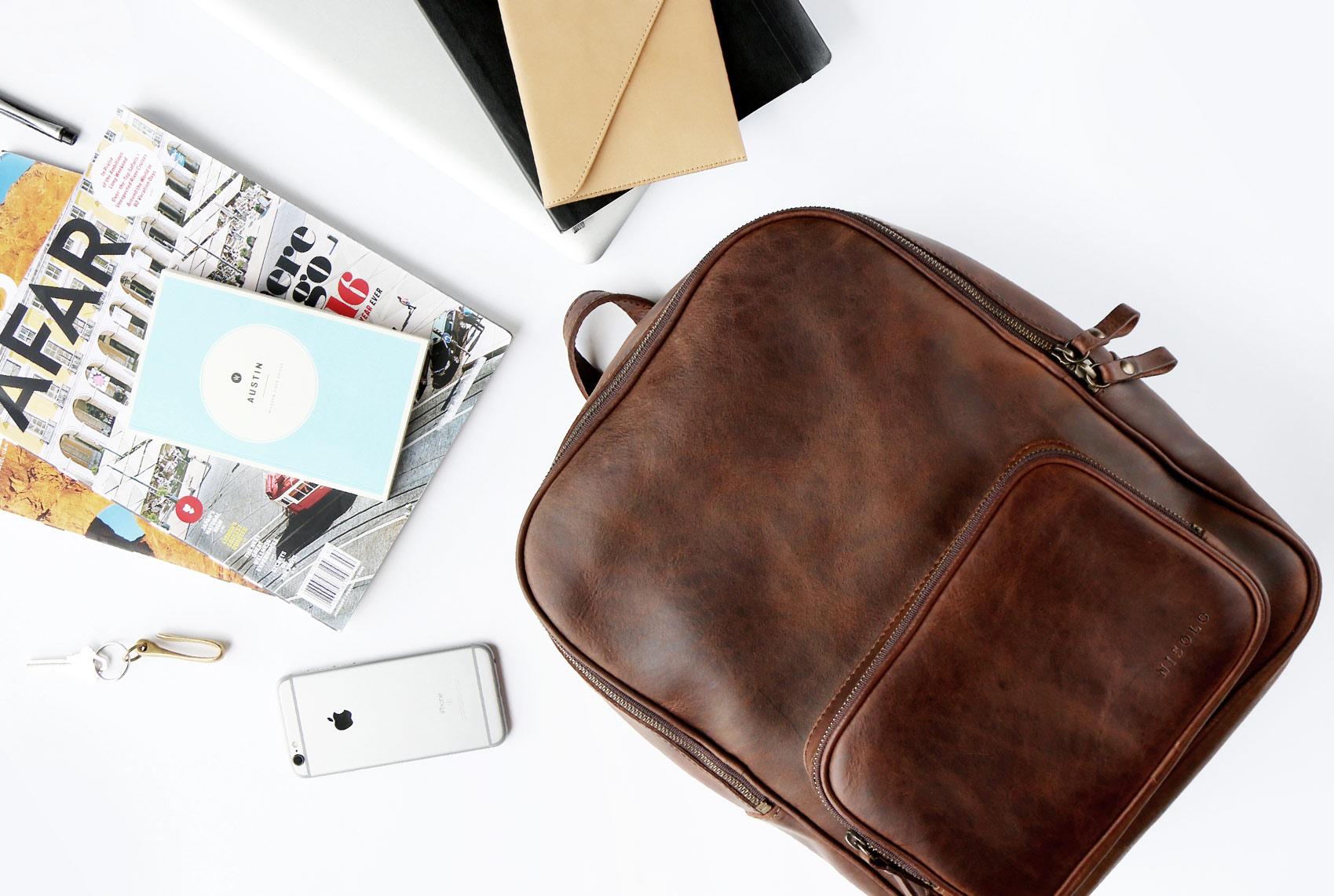 cordoba packback leather