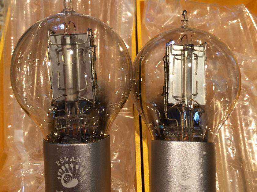 Psvane 101D Western Electric Replica tube pair