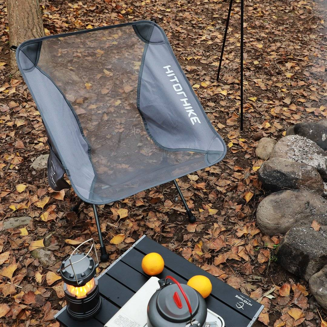 Hitorhike Camping Chair, Camping Chair, Camping Gear, Ultralight Chair, Ultralight Camping Chair