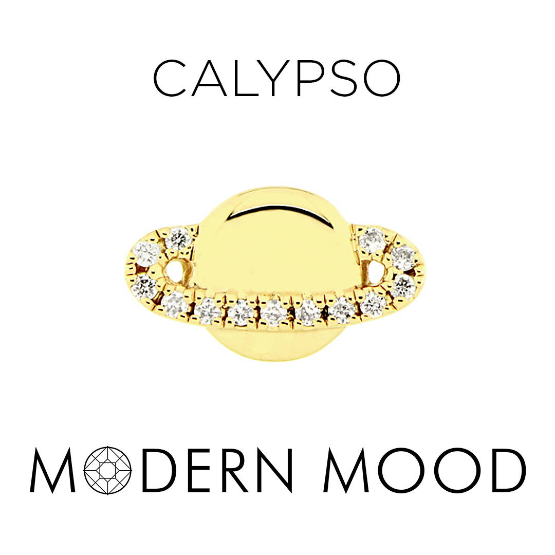 calypso planet saturn piercing jewelrt