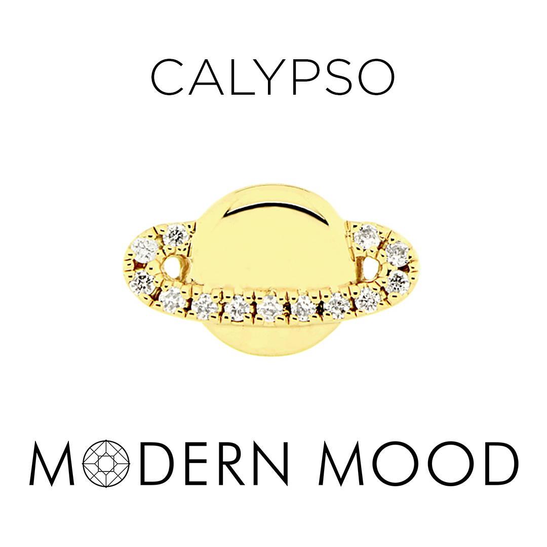 calypso planet saturn piercing jewelrt