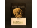 David Sedaris: Show Tickets & Best Seller Book