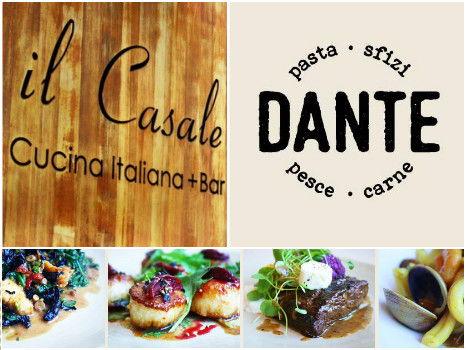 Restaurant Dante or Il Casale - $50 Gift Card (2 of 2)