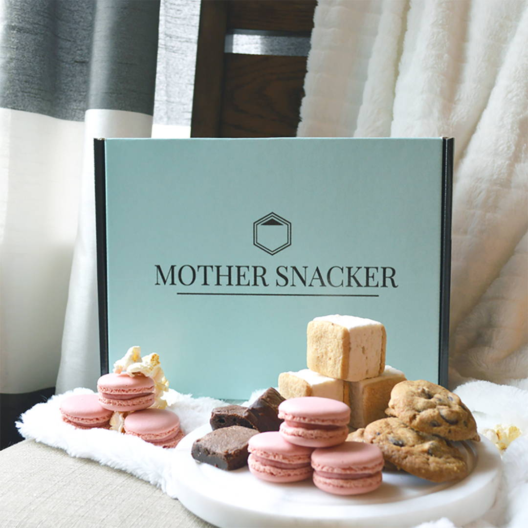 Mother Snacker subscriptions 3 and 6 months available