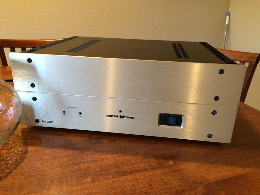 Conrad Johnson MF-2300A 240 watt per channel