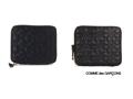 COMME des GARÇONS | Embossed Leather Wallets