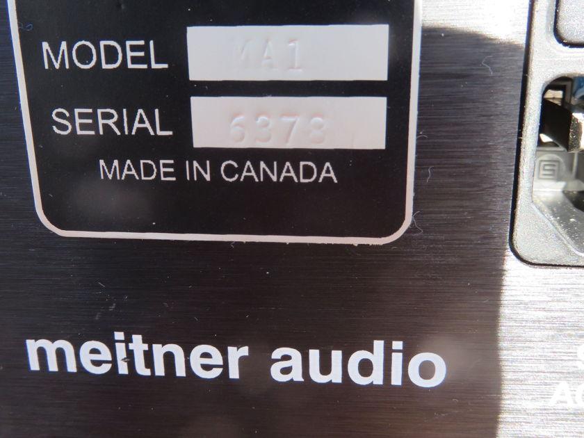 Meitner MA-1 DAC 24 bit 24/192