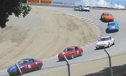 Laguna Seca Time Trials & Races, 12/30-12/31