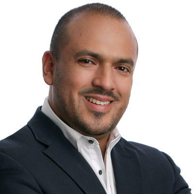 Franklin Calderon Courtier immobilier RE/MAX Harmonie