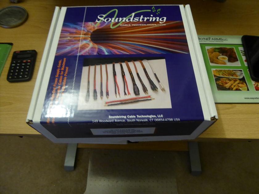 Soundstring Cable SS-GEN II SC-6-SL/BP Speaker Cables