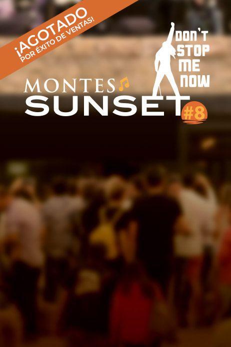 SUNSET EN VIÑA MONTES