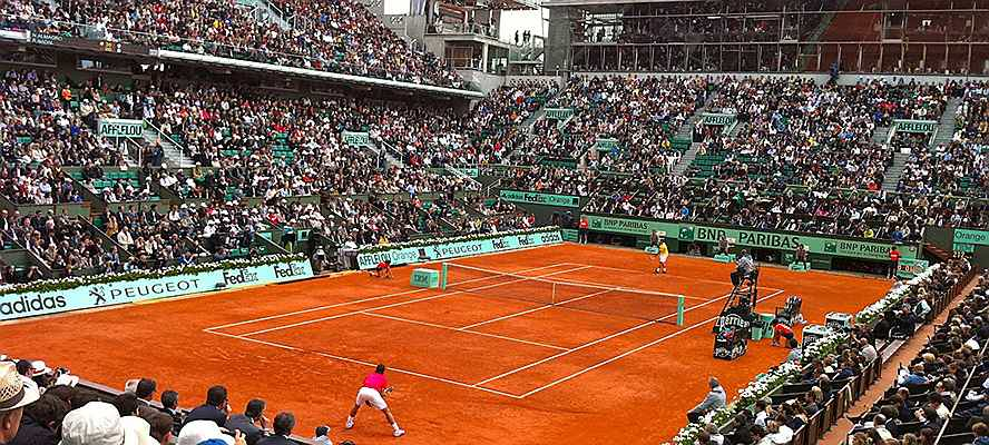Paris - Engel & Völkers Paris - Roland Garros 2017 - source photo : yasuyuki-h.blogspot.com