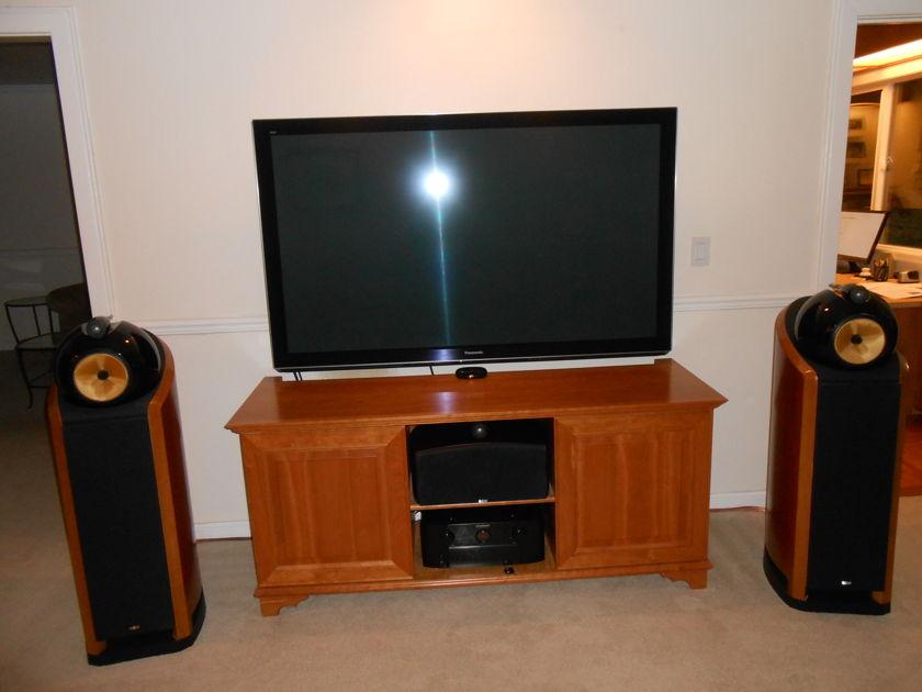 Bower and Wilkins 802 Nautilus B&W 802 Nautlus speakers