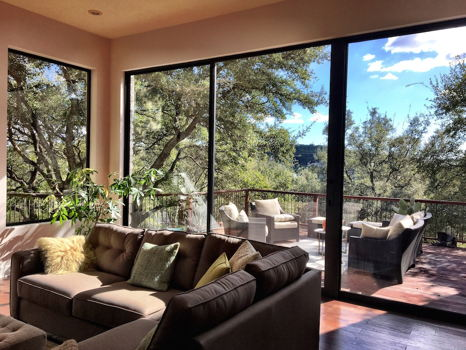 One Night Stay in Westlake Hills Vacation Home