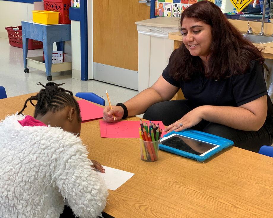 Ms. Kalia , Pre-Kindergarten One Assistant Teacher