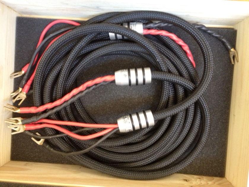 Acoustic Arts  Top Line MK II Bi Wire  VERY LOW HOURS