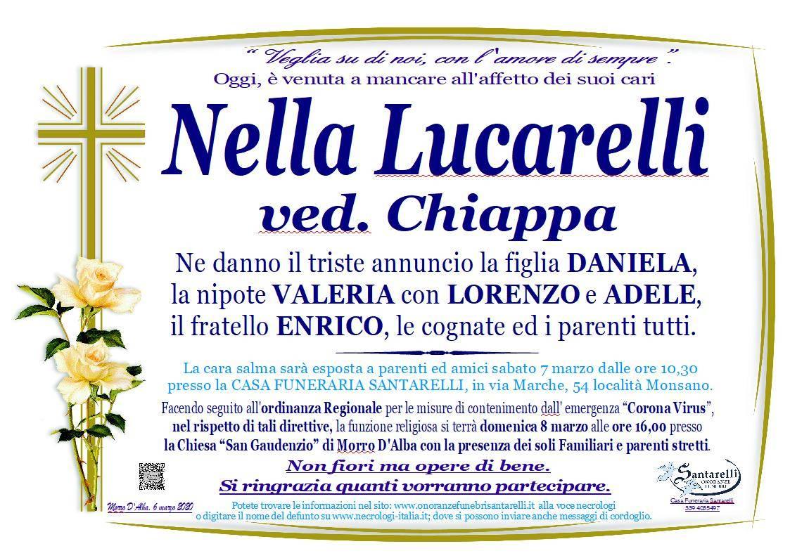 Nella Lucarelli