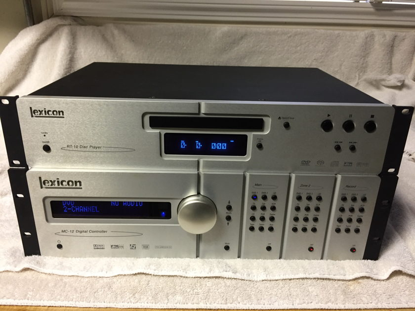 Lexicon MC-12 Oldie But A Goodie