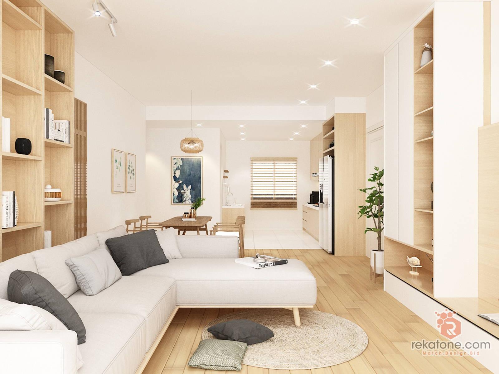 Condo and apartment interior design ideas 32   rekatone.com