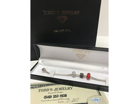 Todd's Jewelry Bracelet Package