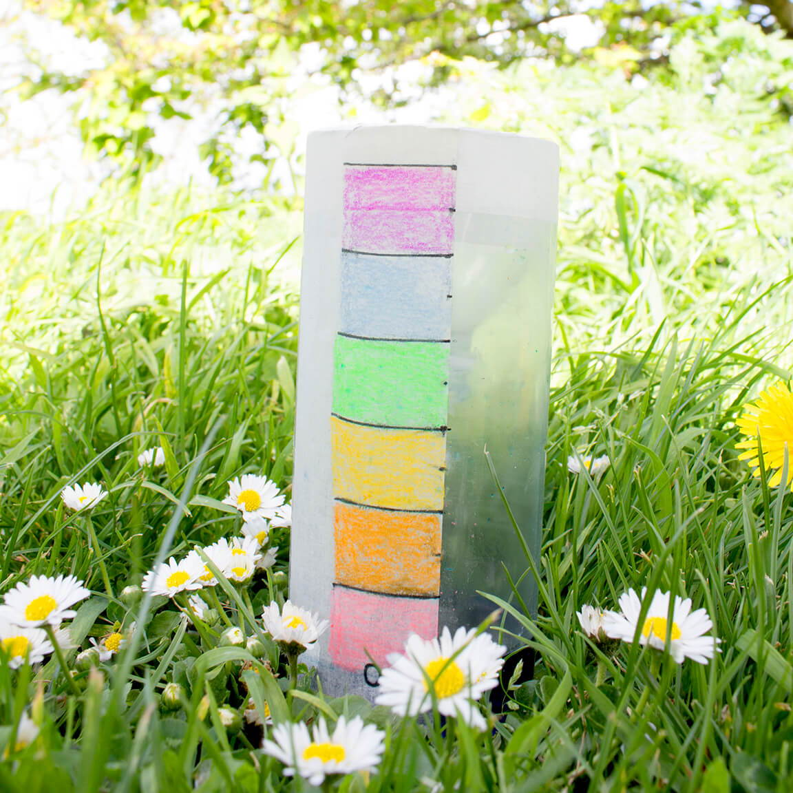 Weather experiments for kids