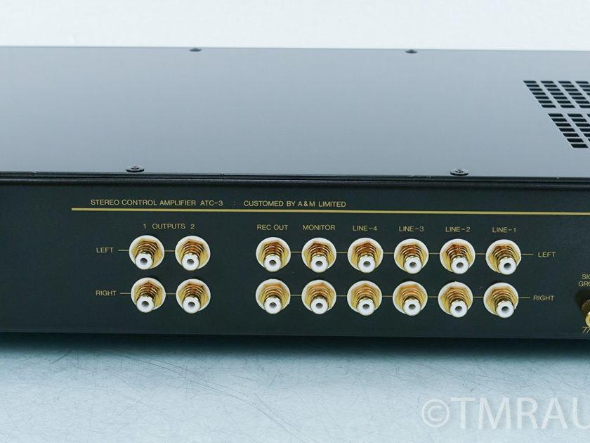 Air Tight ATC-3 Tube Preamplifier (9004)