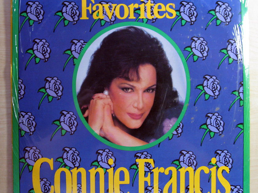 Connie Francis - Treasury Of Love Songs -  SEALED 1984  Suffolk Marketing Inc. SMI 1-50