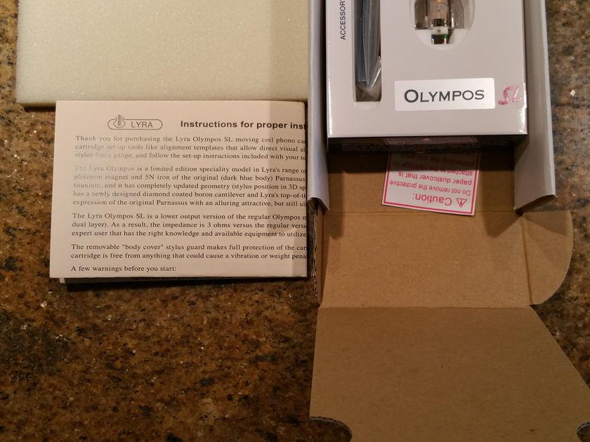 Lyra OLYMPOS SL unused!  Brand new!
