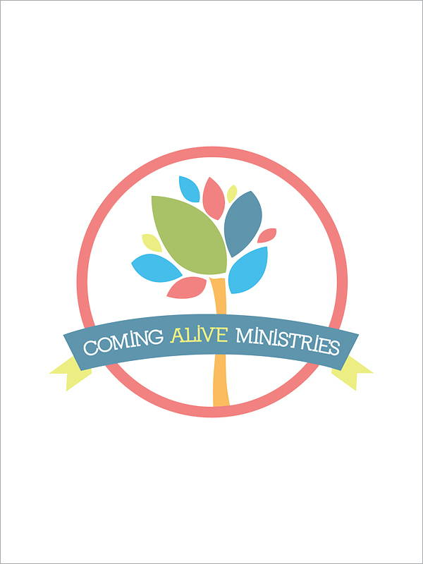 Coming Alive Ministries  logo