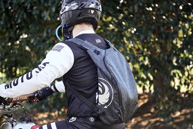 The Ashvault Backpack by Flying Solo Gear Co
