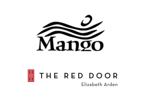 Mango and Red Door