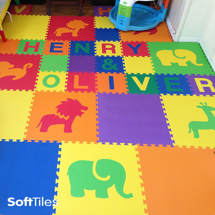 topjoyflooring toddler vinyl room mats mat floor boy ideas for kids
