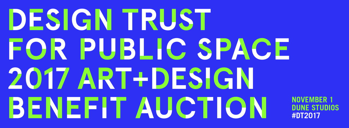 Design Trust for Public Space