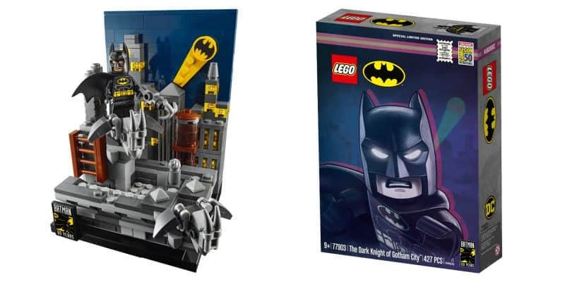 LEGO Limited Edition Batman Announcement Set