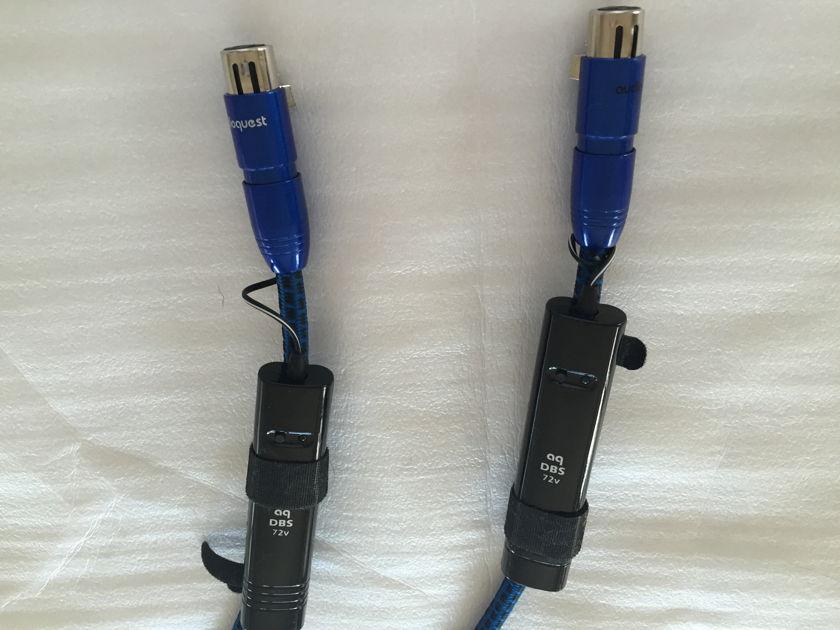 AudioQuest Sky XLR Interconnect 1M