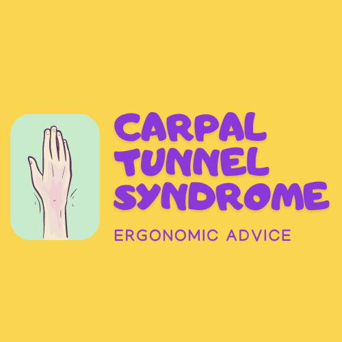 carpal tunnel syndrome ergonomic mouse computer advice