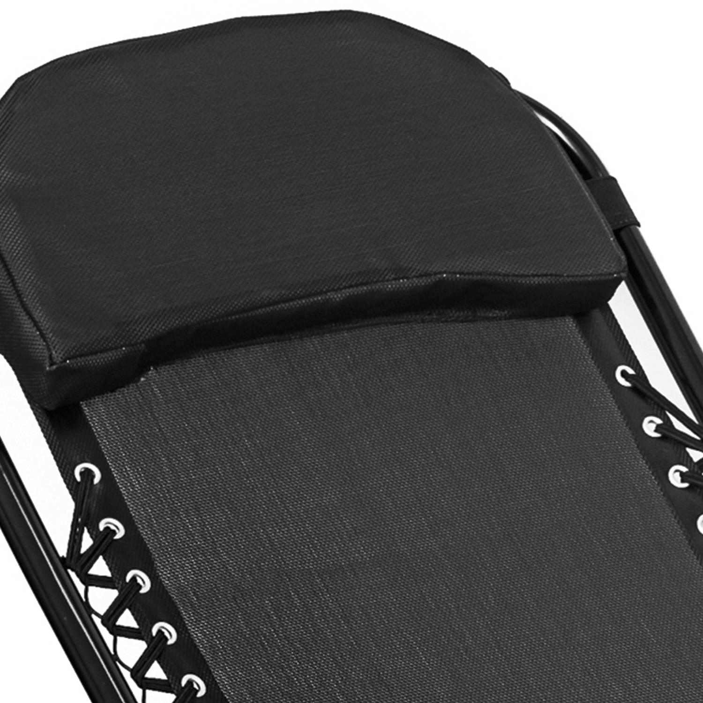 Adjustable Padded Headrest