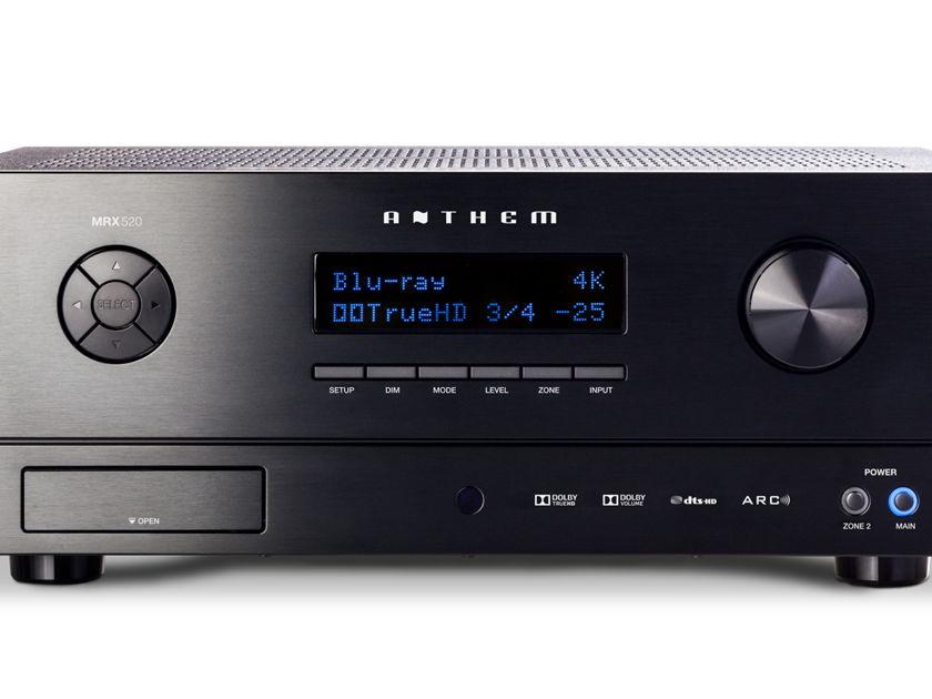 Anthem MRX 520 as new