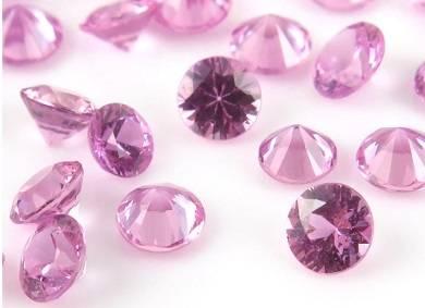Pink sapphire or diamonds for bespoke design - Pobjoy Diamonds