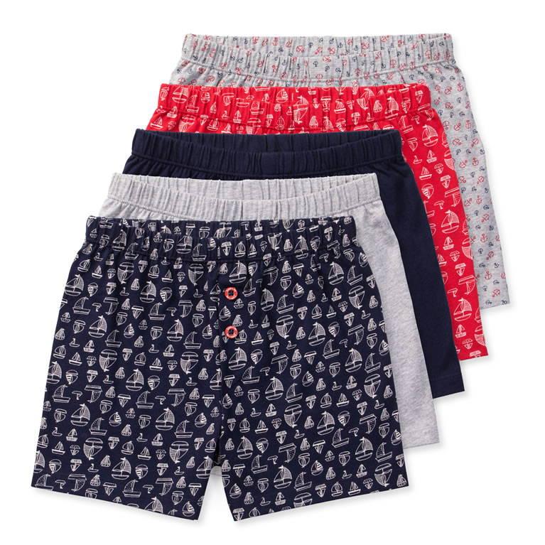 Noah Boys Knit Boxers