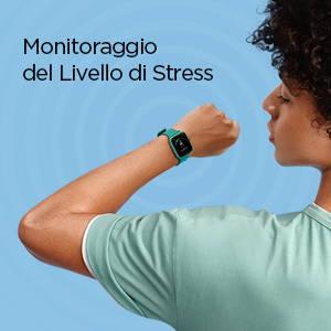 Amazfit Bip U Pro - Monitoraggio del Livello di Stress