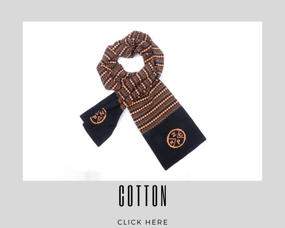 Cotton Custom Scarf/Scarves