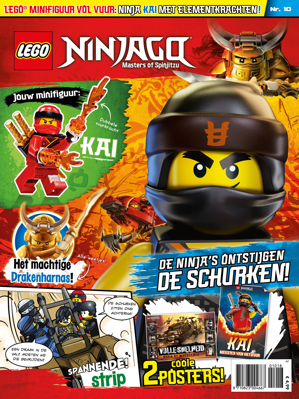 LEGO Ninjago Magazine