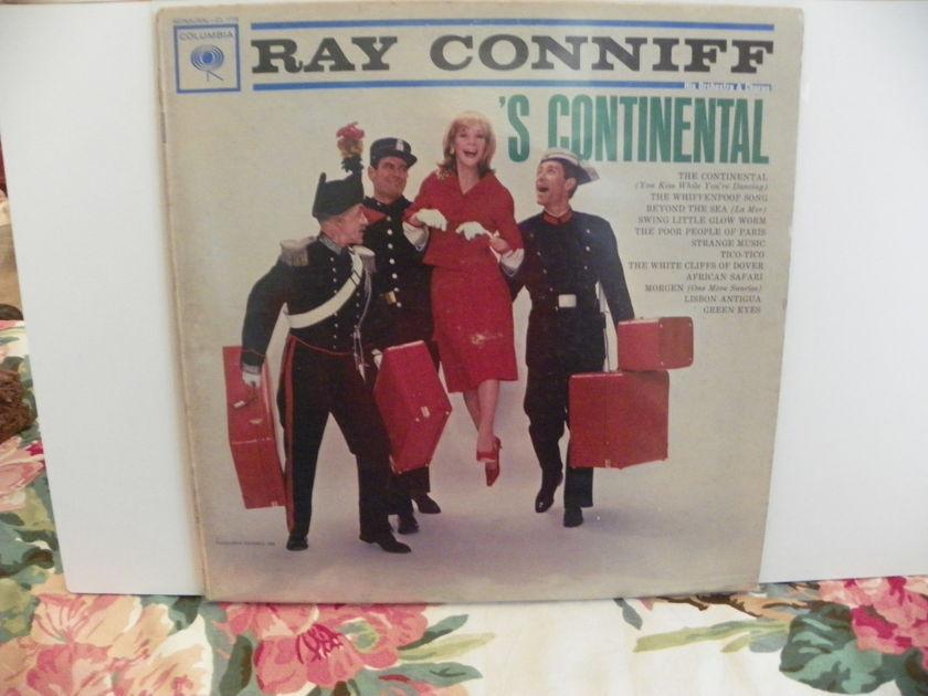 RAY CONNIFF - 'S CONTINENTAL MONO