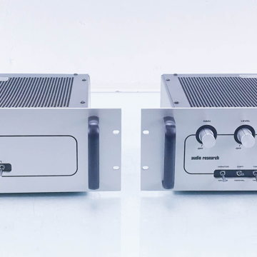 SP-11 MKII Stereo Tube Hybrid Preamplifier
