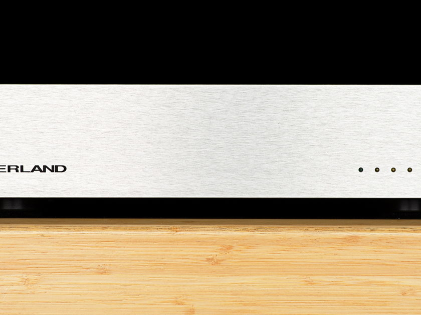 Sutherland Hubble battery powered phono preamp